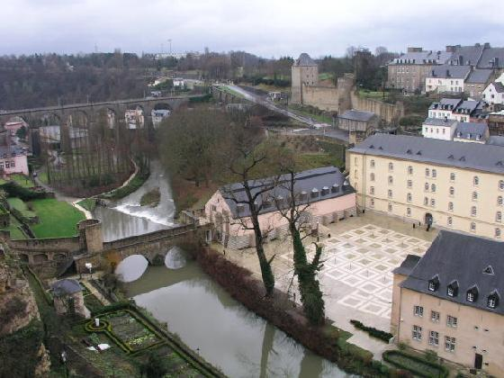 City in Luxembourg