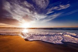 Cook Islands Beach Sunset