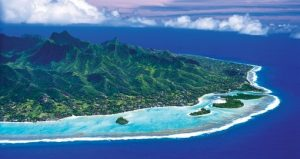 Cook Islands View