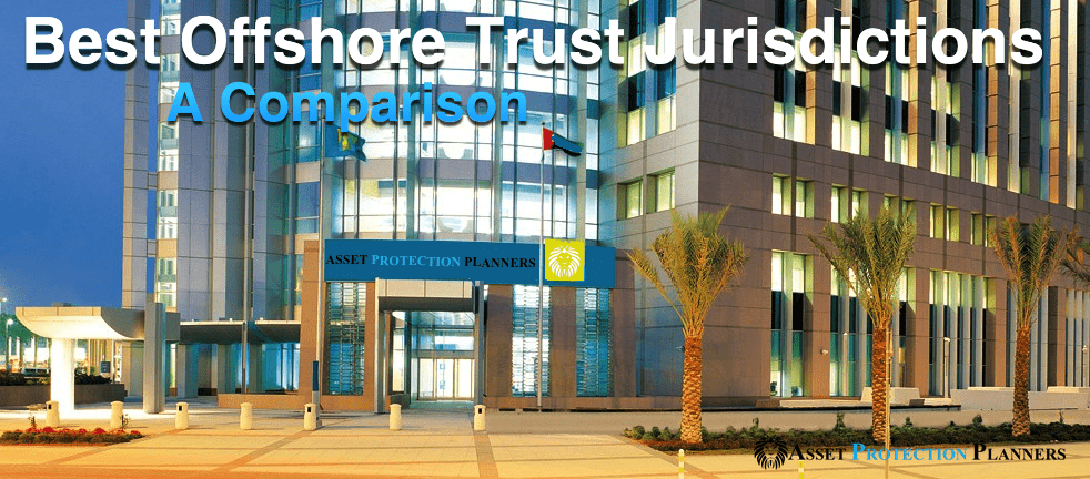 Best Offshore Trust Jurisdiction