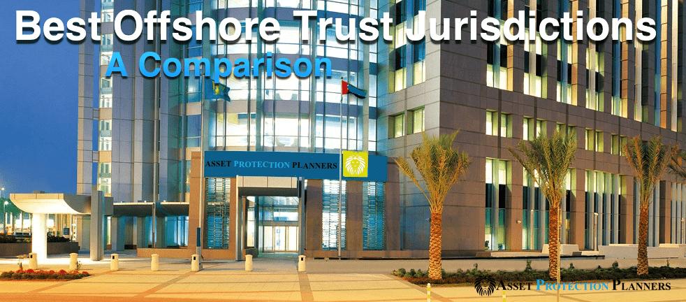 Best Offshore Trust Jurisdiction